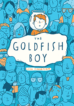 The Goldfish Boy UK Cover