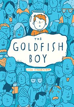 Image THE GOLDFISH BOY