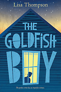 The Goldfish Boy book USA cover